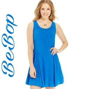 ✨ BeBop Cobalt Skater Dress✨